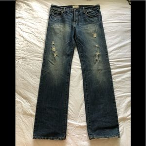 Aeropostale, men wash blue jeans. Only worn once.